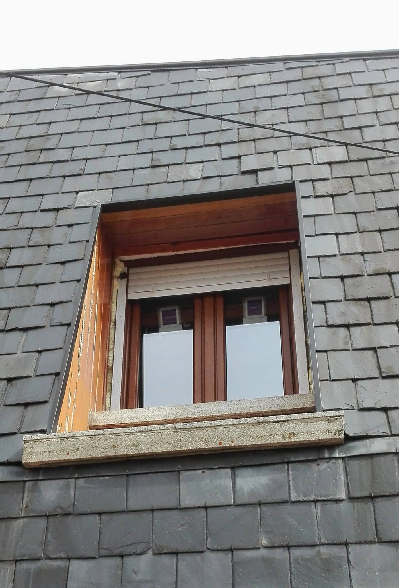 Instalaci n de ventanas de pvc imitaci n madera ventanas san miguel - Ventanas pvc imitacion madera ...