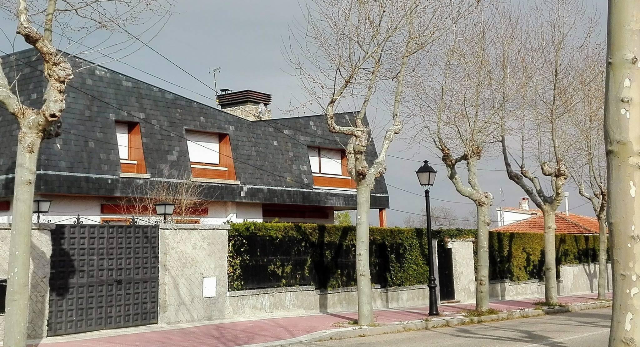 Instalación de ventanas de PVC imitación madera - Ventanas San Miguel